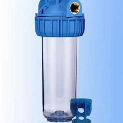 "10"" CA10 GAC filter 25 Micron"