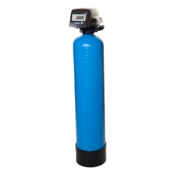 10x44 Activated carbon filter with clack valve