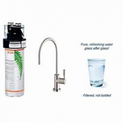 Everpure ES06 drinking water system with chrome tap & fitting kit